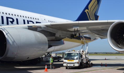 Image result for Airplane refuelling