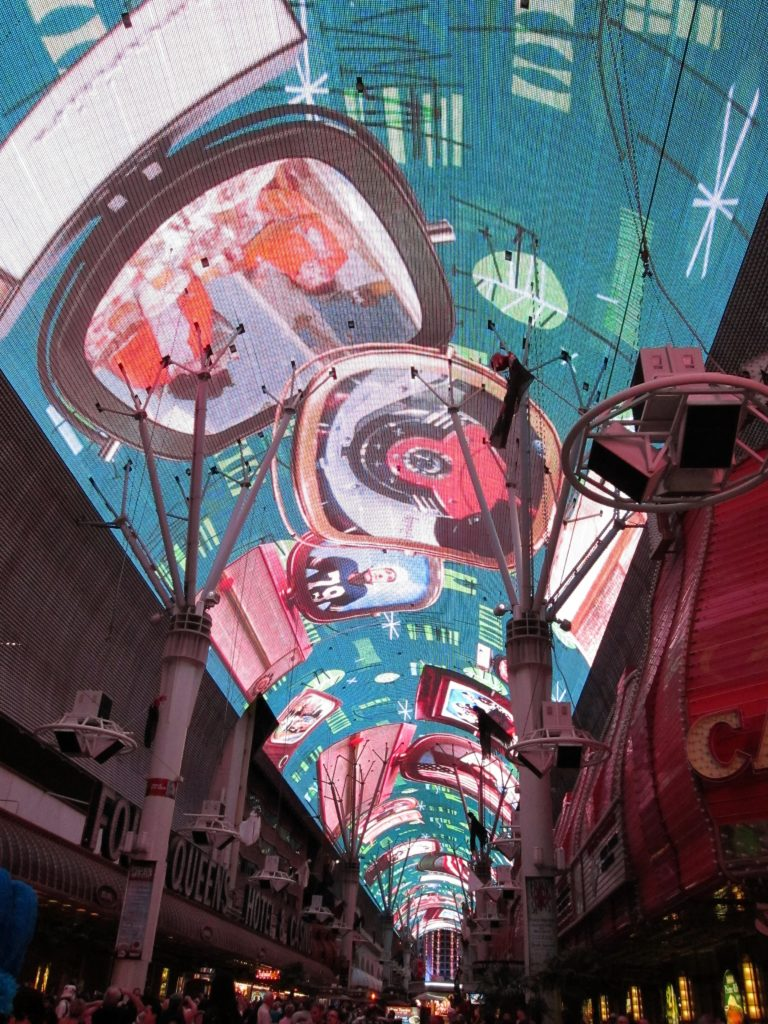 Fremont Street Experiance