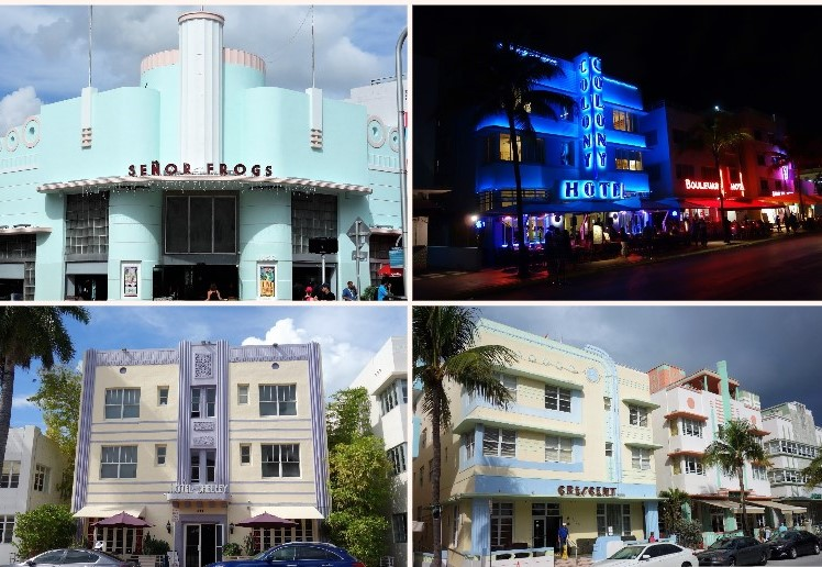 Miami Art Deco Buildings