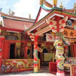 Hok Ngoun Kung Shrine Phuket Town