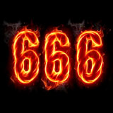 Simbolo esoterico: 666