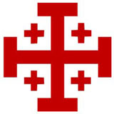 Simbolo esoterico: Croce di Gerusalemme