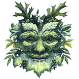 Simbolo esoterico: Uomo verde