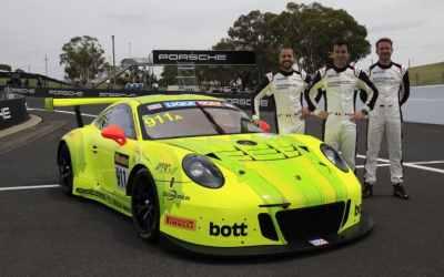 Nouvelle victoire Porsche aux 12 heures de Bathurst!