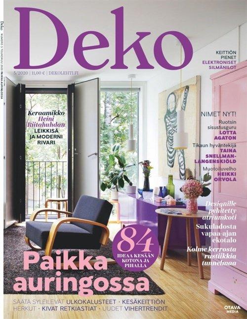 DEKO IN FINLAND 2020 ( mai)