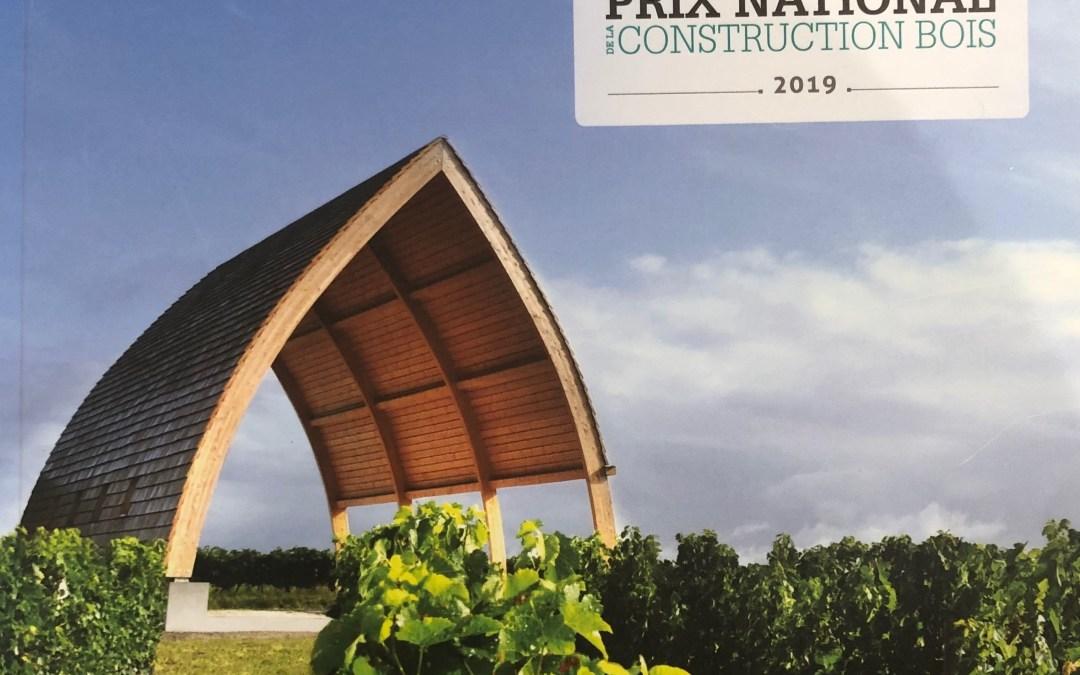 Prix National de la Construction en Bois 2019