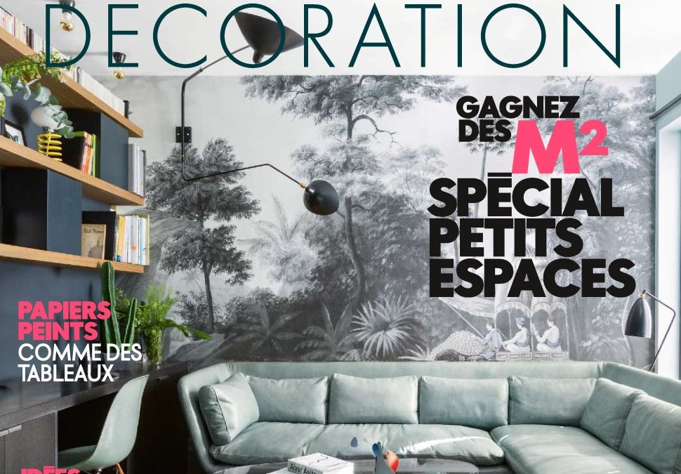 ELLE DECORATION 2016 FRANCE