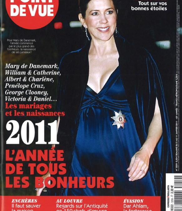 POINT DE VUE IMAGE DU MONDE 2011 FRANCE