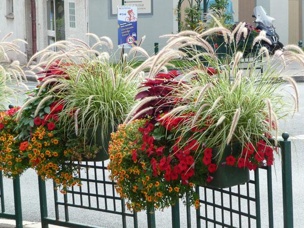 Ide Jardinire Fleurie Latelier Des Fleurs