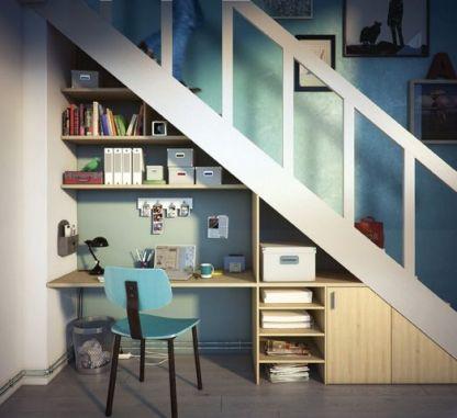 escalier bureau 2