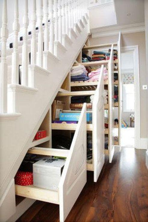 escalier rangements 10