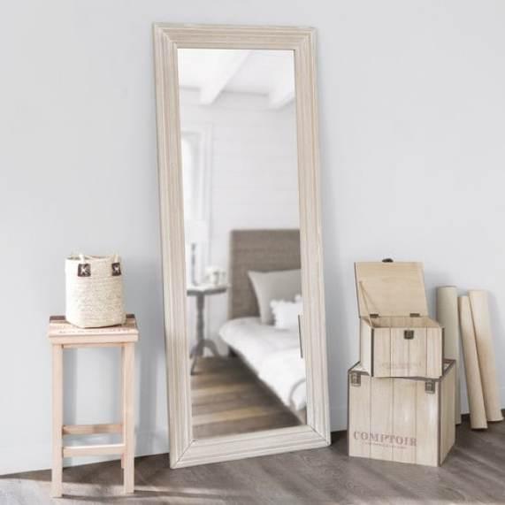 chambre tendance miroir