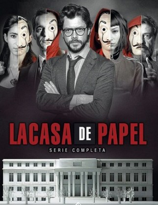 favoris 2018 La Casa de papel