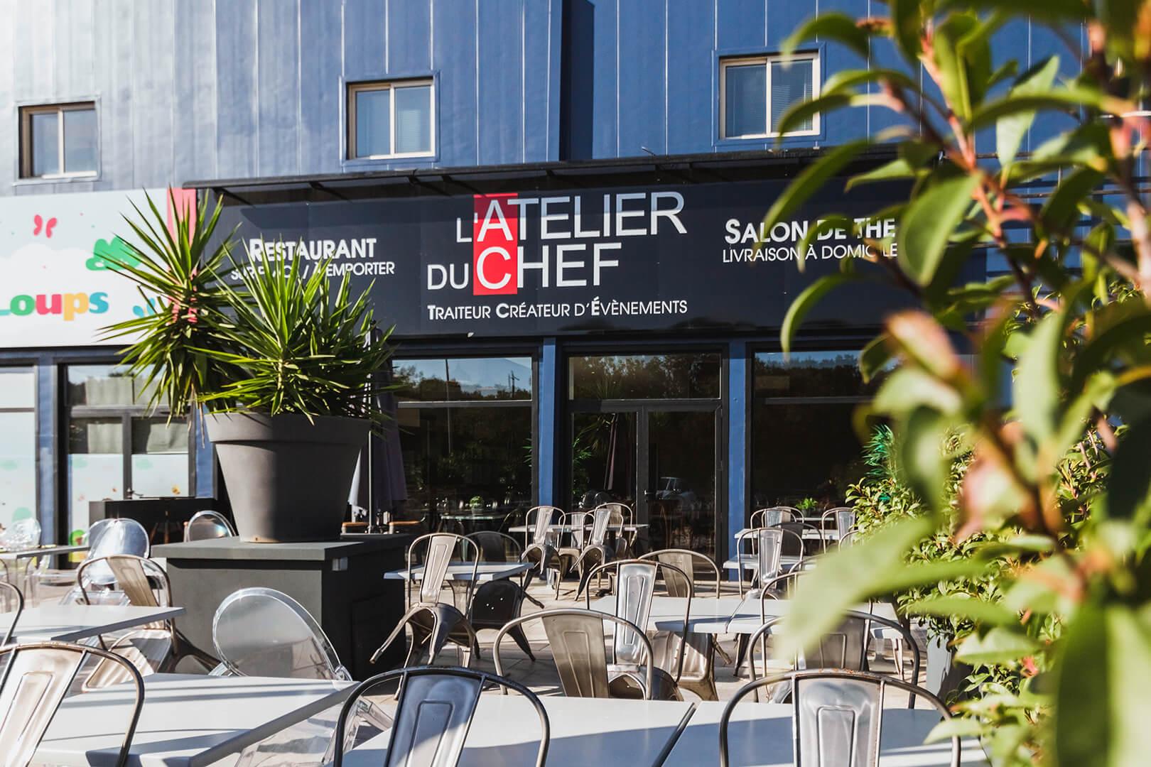 Boutique-restaurant Biguglia - L'Atelier du Chef - Traiteur Corse