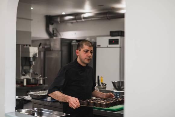 En cuisine - L'Atelier du Chef - Traiteur Corse