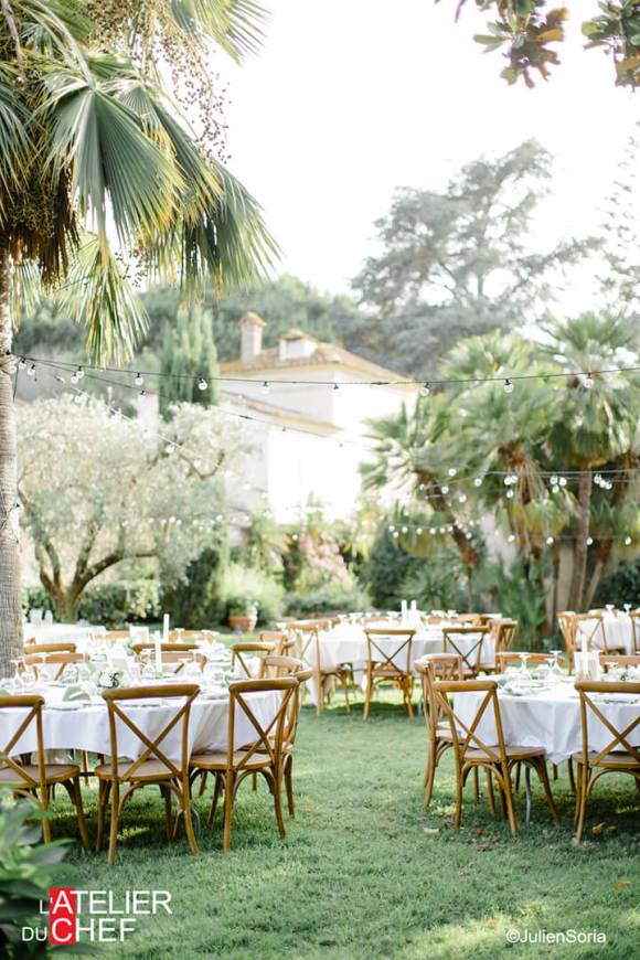 Mariage au Domaine de Vignale - L'Atelier du Chef - Traiteur Corse
