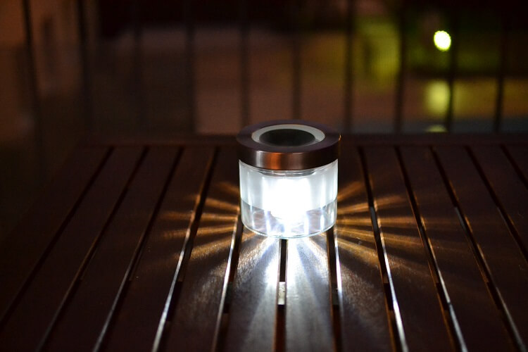 Solar Light Lamp