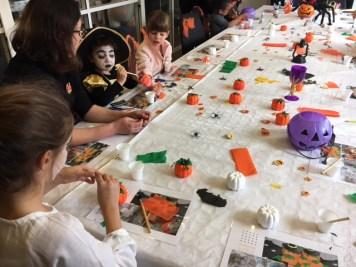 atelier creatif diy halloween