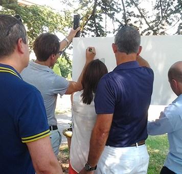 atelier team building fresque