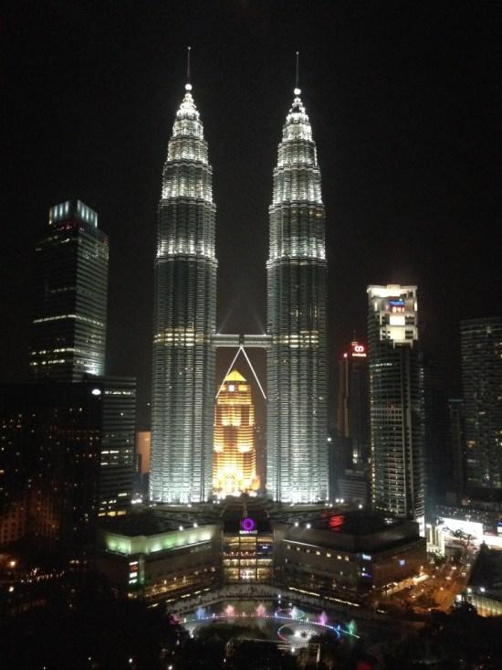 Petronas Towers KLCC