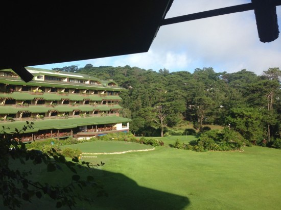 Baguio City County Club