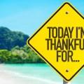 thankfulness and motivation