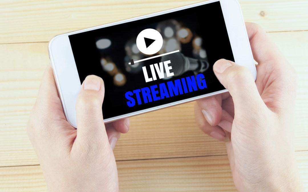 Facebook Live Ads On TV [LNIM116]