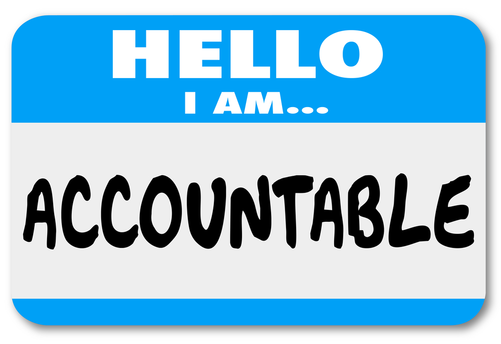 goal tips accountability