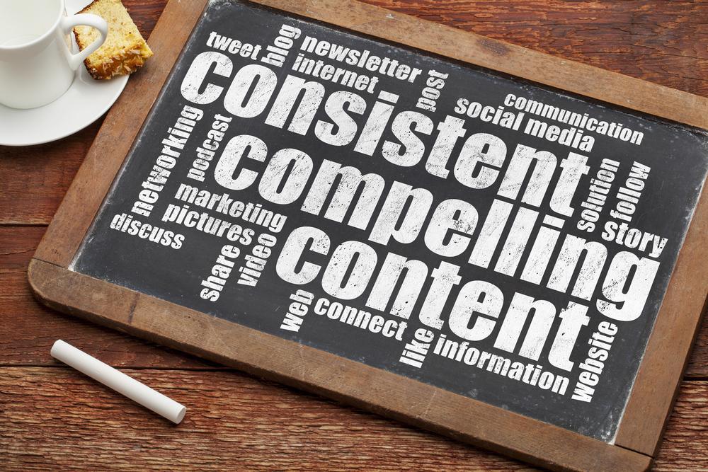 Keys To Creating Consistent Content [LNIM163]