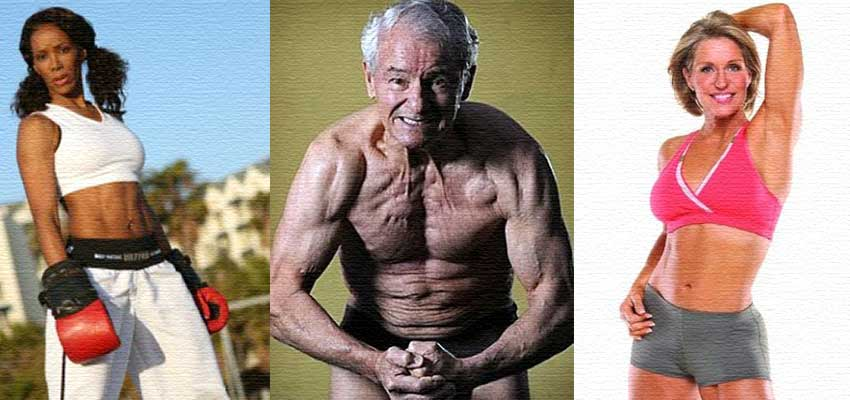 Fittest After 50: Bodybuilding Brain