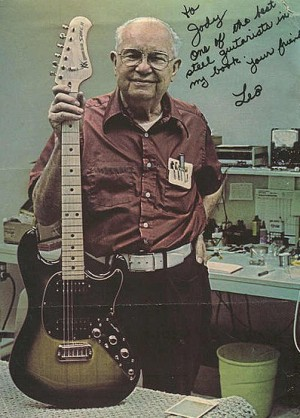 How Leo Fender Found His Groove at LaterBloomer.com