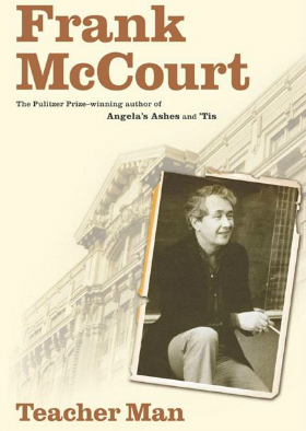 Frank McCourt: Those Who Can, Teach by Debra Eve | LaterBloomer.com