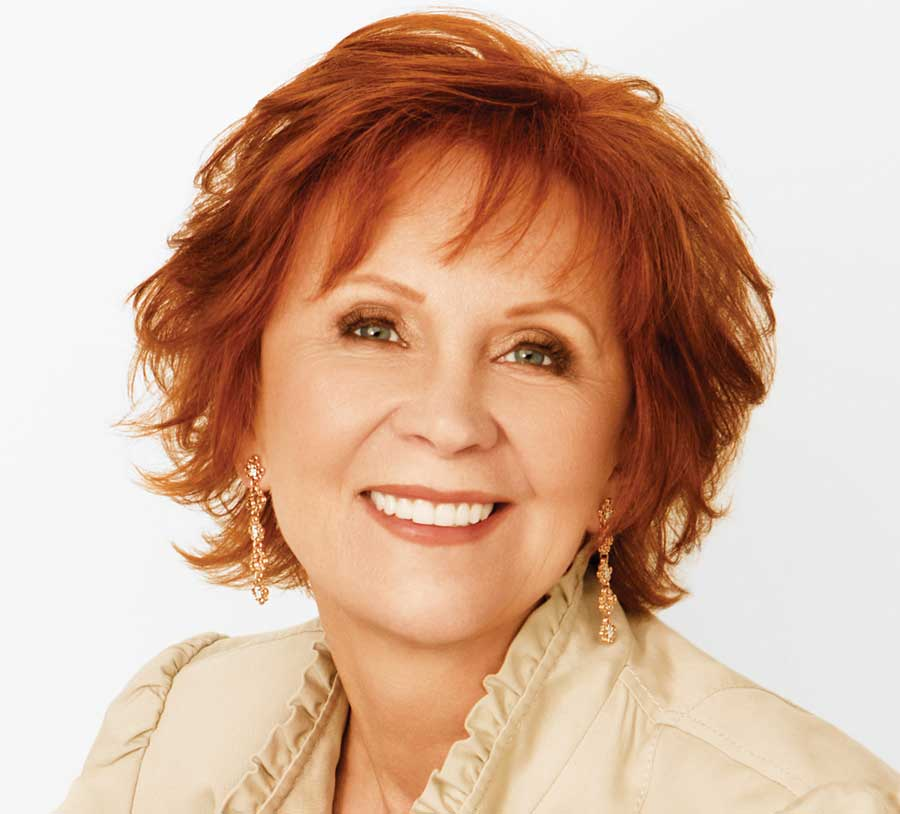 No Stopping at 70 for Author Janet Evanovich
