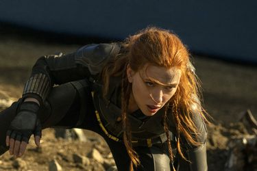 Scarlett Johansson, al rescate de las salas: Black Widow sella el mejor estreno en pandemia