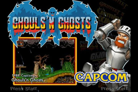 Ghouls'n Ghosts