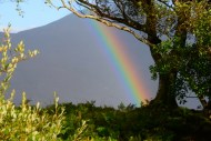 Rainbow in County Kerry.