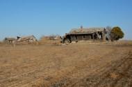 An abandoned family farm in Kansas