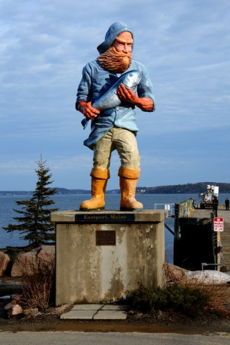 A tribute to the fishermen of Downeast Maine.