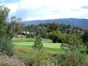 A housing development near Durango, CO offers a golf course and proximity to federal lands.