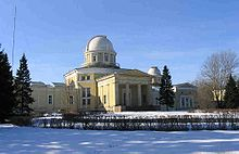 observatoire de pulkovo