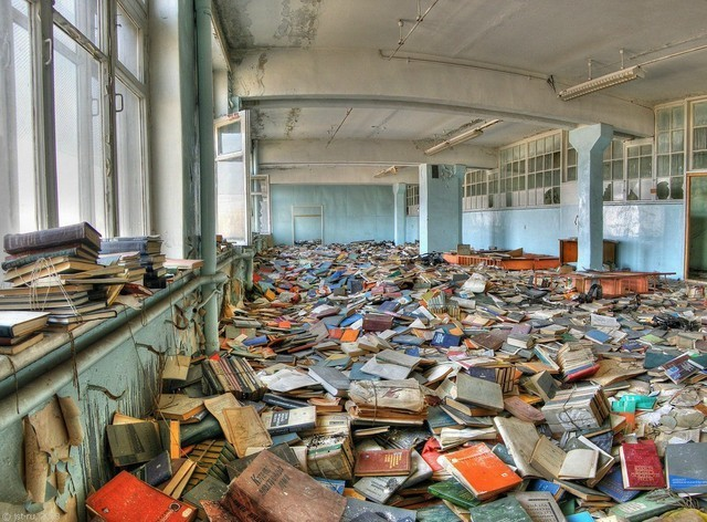 livres-abandonne