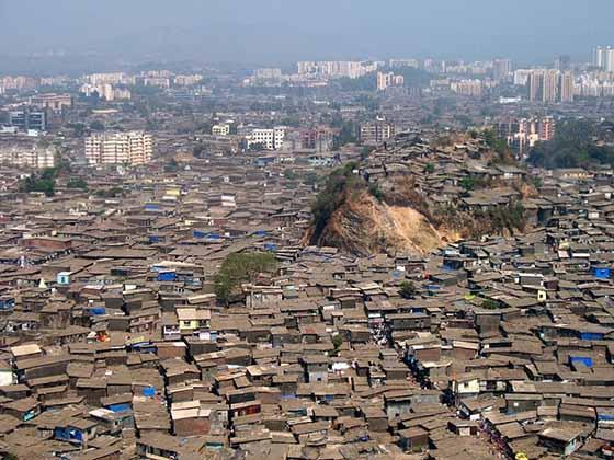 bidonvilles-inde
