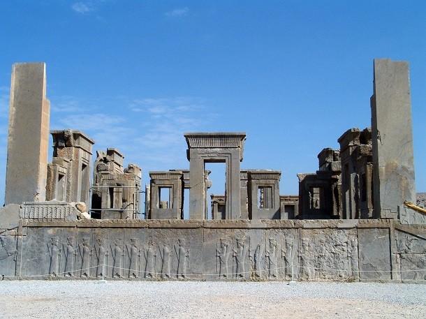 monument-Persepolis, Iran