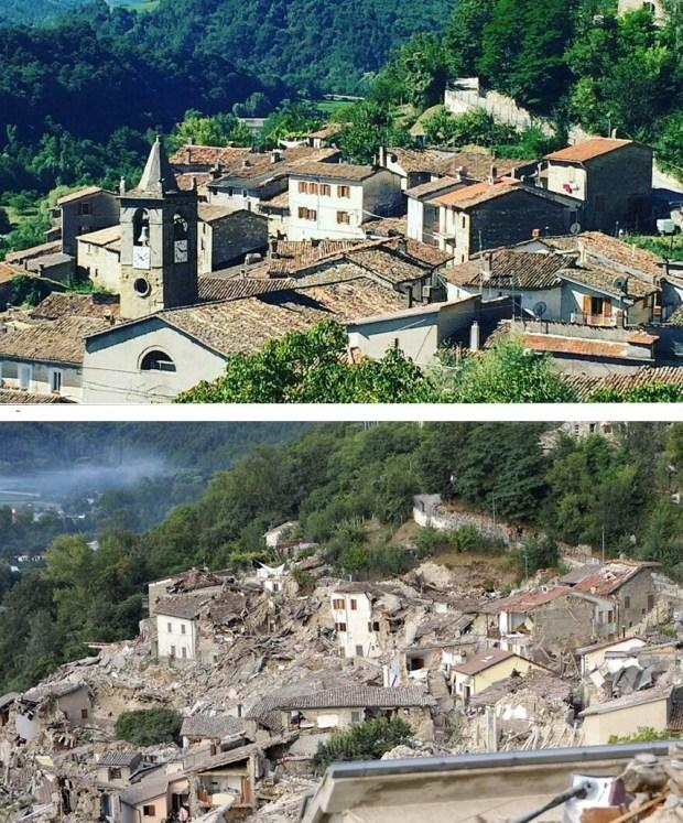 Le Village de Pescara Del Tronto