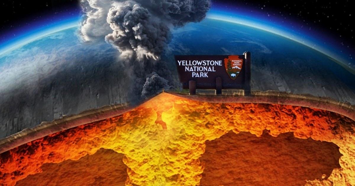 Yellowstone a engendré deux super-éruptions qui ont modifié le ...