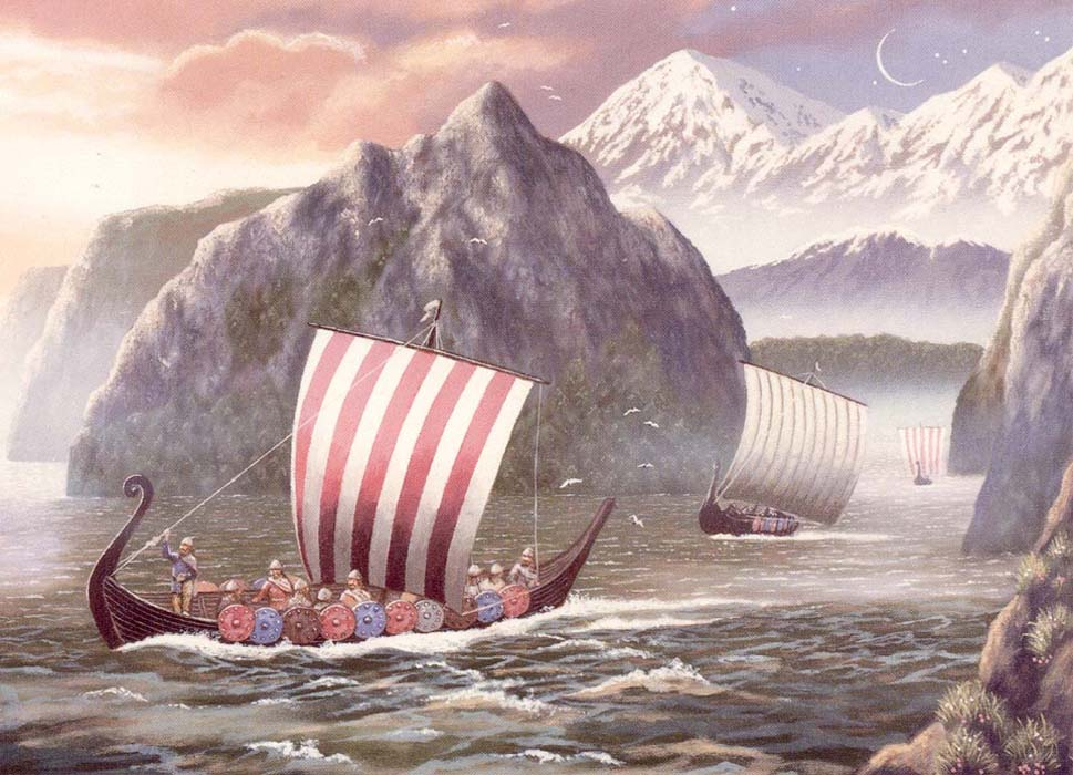 Groenland-Viking