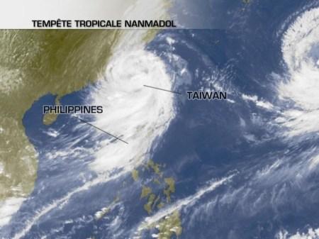 nanmadol tempete tropicale 2011