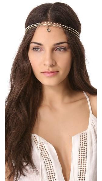 goddess headwrap summer hair accessory
