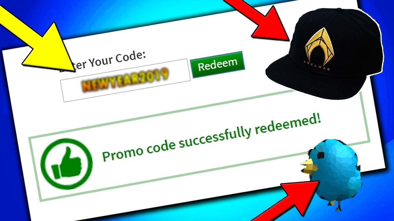 (*NEW*) JANUARY ALL WORKING PROMO CODES ON ROBLOX 2019 ... on Promo Code Roblox id=29673