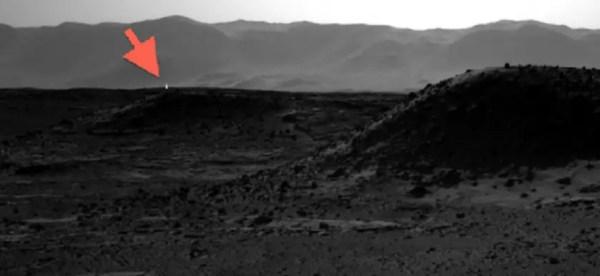 Beacon on Mars? | Latest UFO sightings